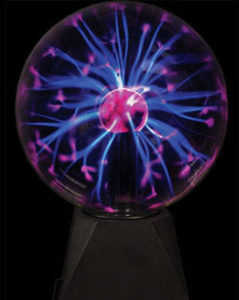 My Introduction to the Plasma Globe - Educational Innovations Blog