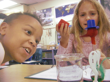 First Graders & the Drinking Bird: A Love Story - Educational Innovations Blog