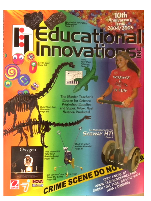 25 years of Educational Innovations - Educational Innovations Blog