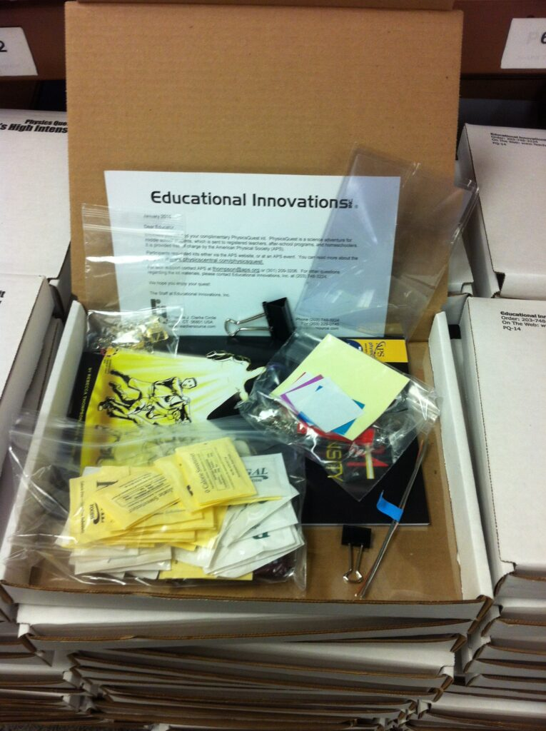 PhysicsQuest Blog - Educational Innovations Blog